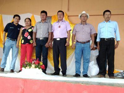 Autoridades del GAD Parroquial 2019 - 2023
